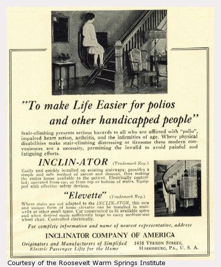The History Of Stair Lifts